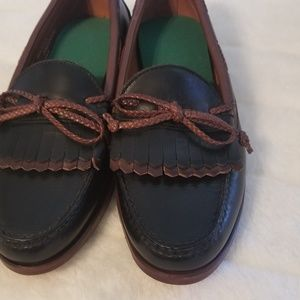 Foot joy leather loafers